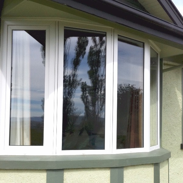 Bay Window Homerit Upvc Double Glazing Windows