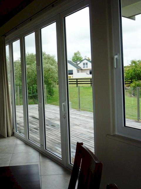 Bi-folding door - Homerit upvc double glazing windows & doorsHomerit ...