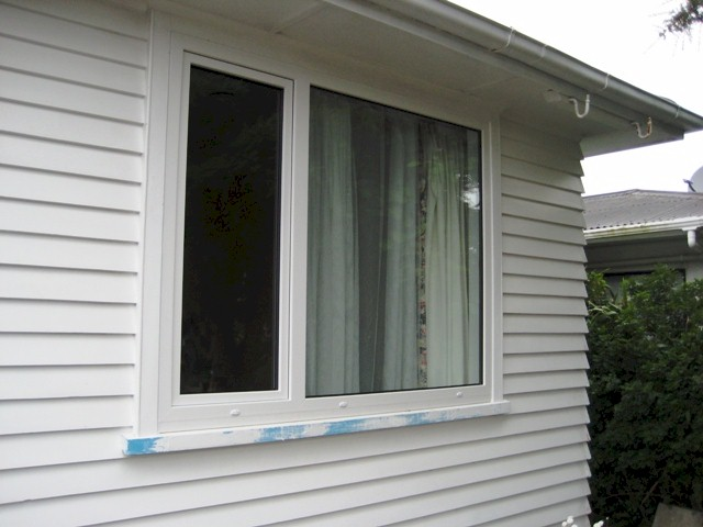 Replace timber windows upvc double glazing windows for Window installation nz