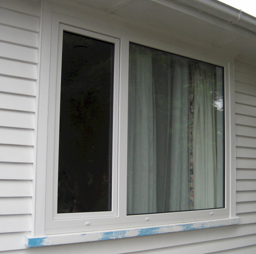 Easy to install upvc double glazing windows doorsupvc for Replacement upvc windows