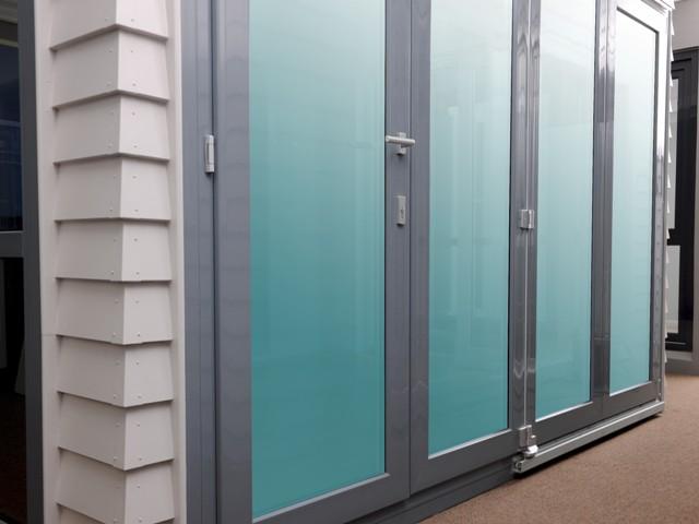 Bi folding door - Homerit upvc double glazing windows & doorsHomerit ...