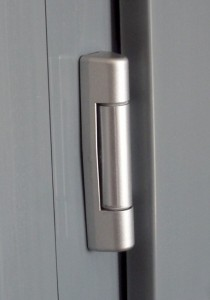 Si Hinge Cover Silver Homerit Upvc Double Glazing
