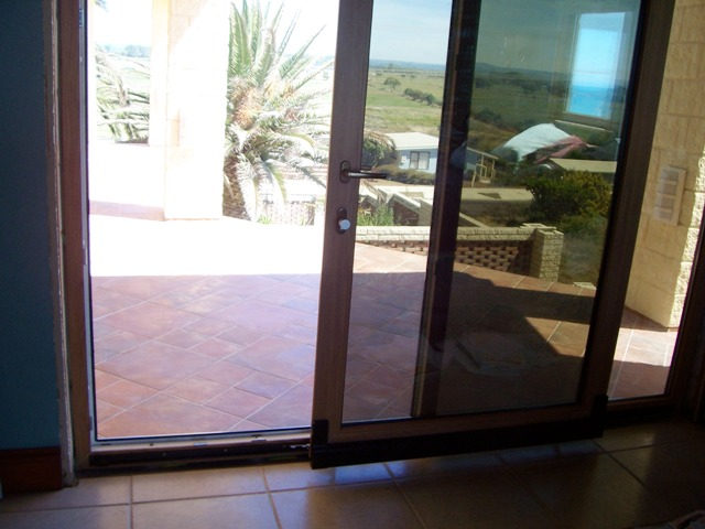 Tilt And Sliding Door Homerit Upvc Double Glazing