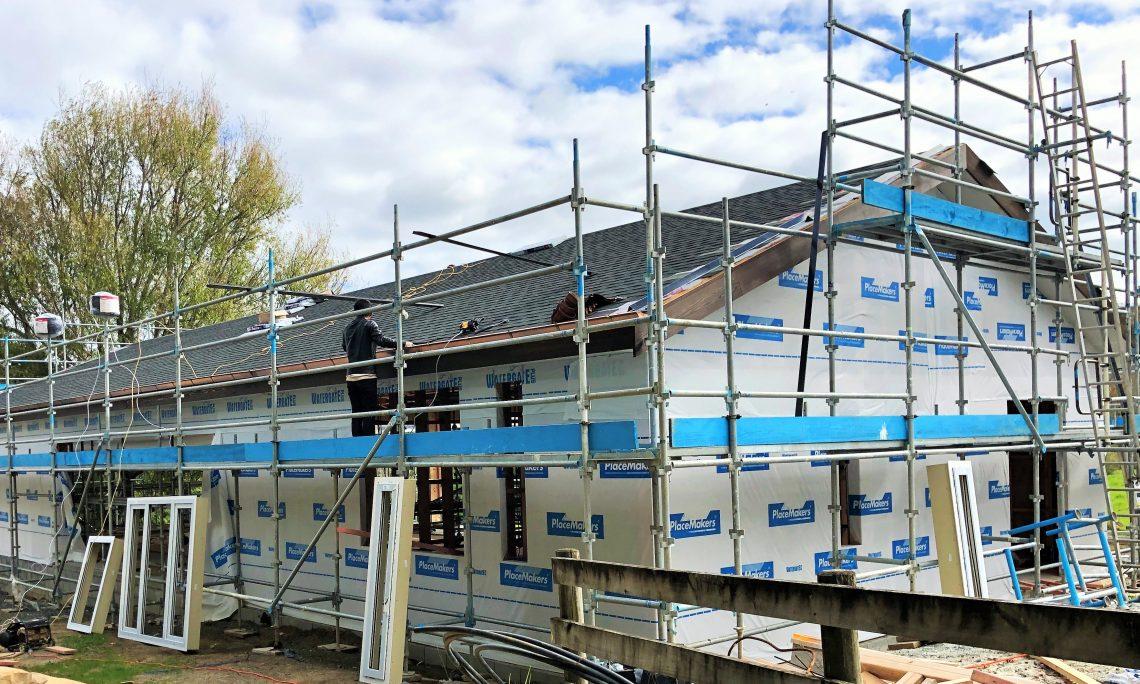 Private Pool House Homerit Upvc Double Glazing Windows